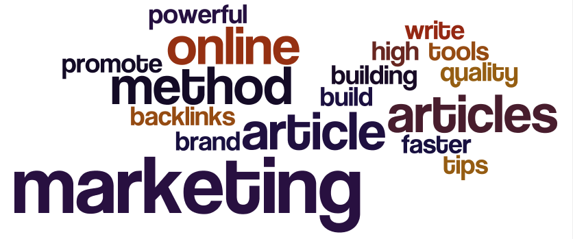 Grow Your Business With Article Marketing