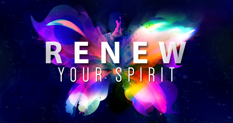 Renewing Your Successful Spirit